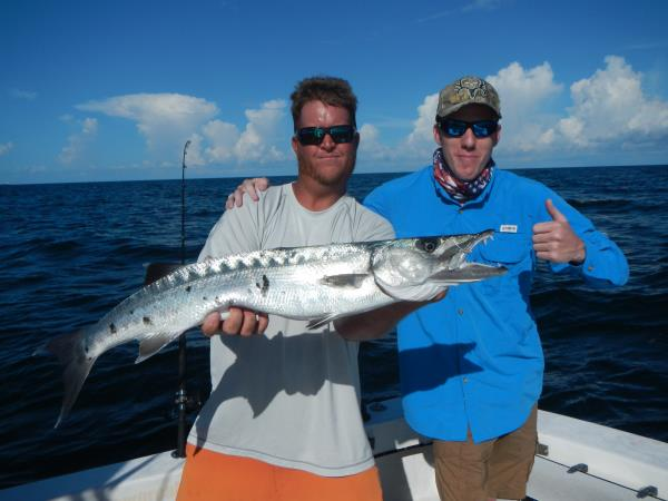 Sport fishing the best of Tampa Bay