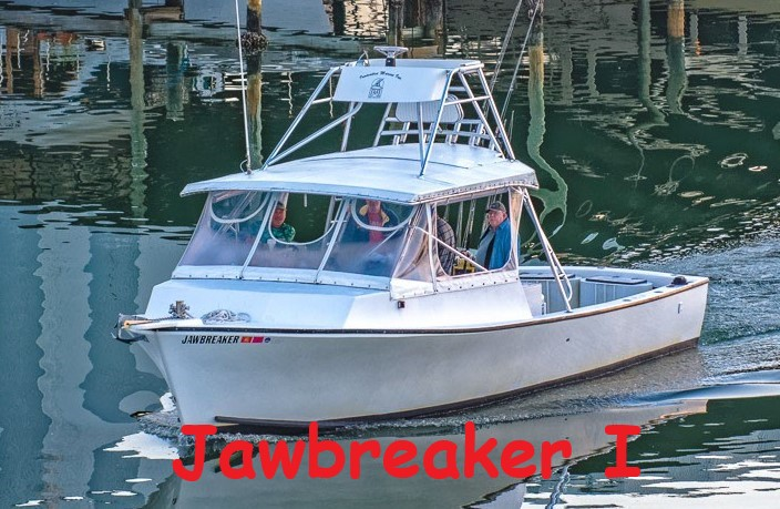 The Jawbreaker, charter fishing vessel in St. Petersburg, FL.